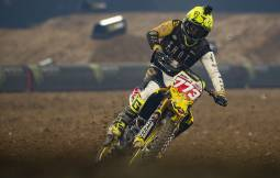 Supercross de Paris 2019, avec JPM racing