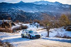Monte-Carlo Rally 2021, with Yacco crews